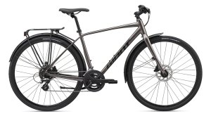 GIANT Escape City XL Metallicblack / Solidblack