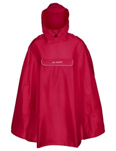 VAUDE Valdipino Poncho indian red Größ XXL