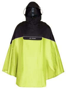 VAUDE Covero Poncho II lemon Größ XL