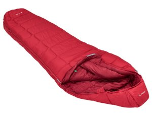 VAUDE Sioux 1000 SYN dark indian red Größ left